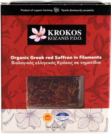Organic Safran